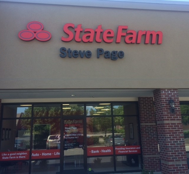 Steve Page – State Farm Insurance Agent
